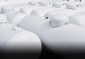 LPG domestic tanks and propane dispensers