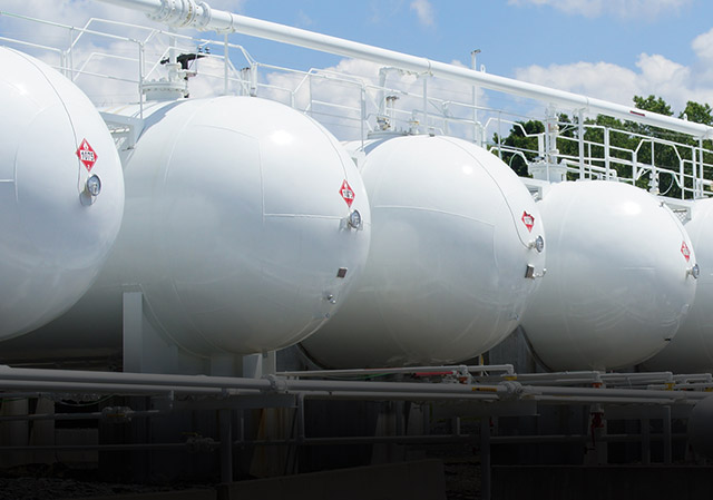 Storage tanks and modular plant fabrication