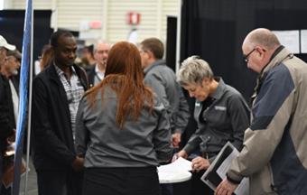 Diversity Employment Fair in Sherbrooke, QC | Foire Diversité Emploi à Sherbrooke, QC
