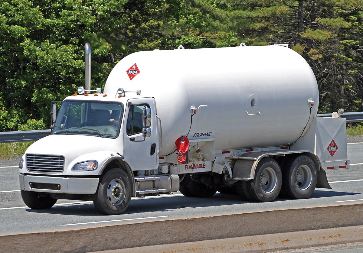 Bobtails truck