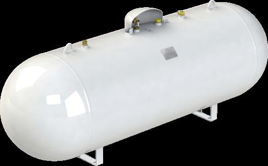 LPG Domestic Tanks Aboveground